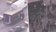 Vier doden na massale klopjacht op gekaapte bestelwagen