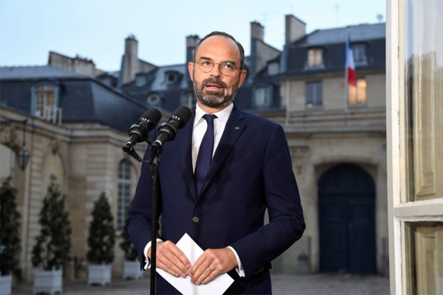 "Franse premier na massabetoging: ""Bevolking weet dat pensioenhervorming noodzakelijk is"""