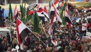 Onbekenden schieten tien betogers dood in centrum van Bagdad