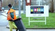 Vuilniszakken blijven op straat liggen in Brussel door werkonderbreking