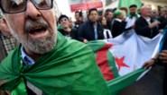 Honderden Algerijnen protesteren tegen verkiezingen