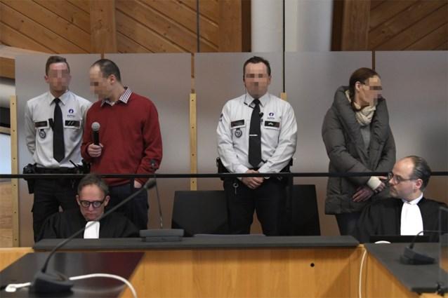 """Koppel veroordeeld tot 27 jaar cel voor """"uiterst brutale en laffe"""" roofmoord op gepensioneerde leerkracht in Antwerpen"""