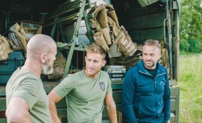 """Deze 15 laten zich onder leiding van Tom Waes trainen tot 'Special Forces': """"Het slaaptekort leidt tot een voortdurend gevecht met jezelf"""""""