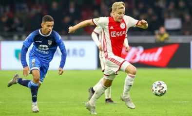"""Feest bij de boekhouding van Ajax en treurnis bij Paul Pogba: """"Real Madrid betaalt 55 miljoen voor Donny van de Beek"""""""