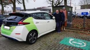 Elektrisch deelwagenproject breidt uit