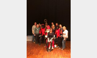 OCMW van Haacht en Sinterklaas maakten veel kindjes blij