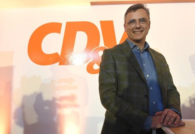 Joachim Coens: de man die weigert tweede viool te spelen en als CD&V-voorzitter voor het eerst zijn vader politiek overtreft