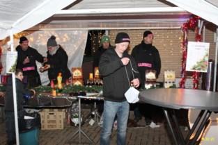 Toch een kerstmarkt op het Peerke pleintje