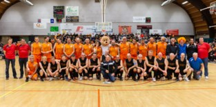Black Panthers en Mighty Ducks schieten 15.000 euro door de basketring