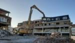 Rodania-gebouwen tegen de vlakte voor residentieel woonproject 'Cubic'