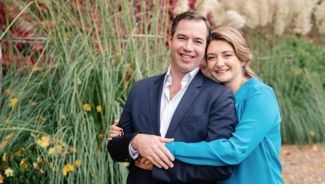 Troonopvolger Guillaume van Luxemburg verwacht met zijn Belgische vrouw Stéphanie een eerste kindje