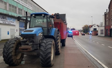 Voetganger overleden na aanrijding met tractor