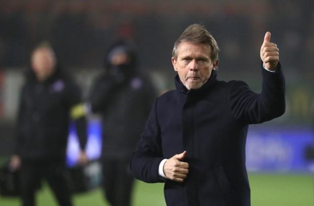 """Anderlecht-coach Vercauteren: """"We hebben het RSCA-DNA getoond, maar natuurlijk is uitvallen van Kompany frustrerend"""""""