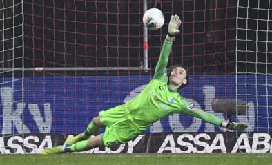 17-jarige Maarten Vandevoordt blijft nummer één bij RC Genk: