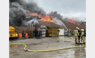 """Brand in loods zet kleine gemeente compleet op zijn kop: """"Maar van paniek was nooit sprake"""""""
