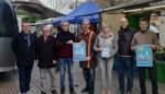 Tien jaar wekelijkse vrijdagmarkt in Nevele