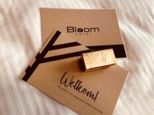 Bloom Hotel biedt vanaf januari 12 hotelkamers aan