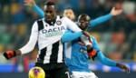 Napoli kan voor de zevende keer op rij niet winnen, bankzitter eist hoofdrol op