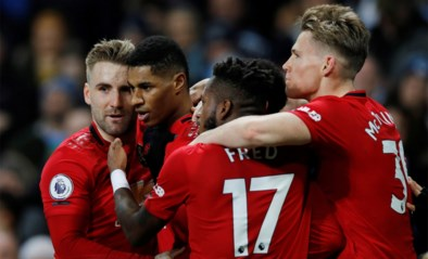 Manchester United verrast stadsgenoot City op eigen veld in derby: landskampioen volgt nu al op 14 punten van Liverpool