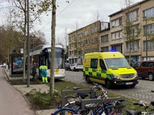 Trams botsen op Gitschotellei: twee gewonden, tramverkeer ligt stil op lijnen 4 en 9