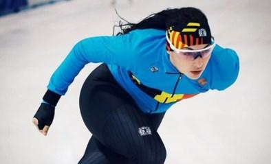 Stien Vanhoutte verbetert Belgisch record op 500 meter op Wereldbeker schaatsen in Kazachstan