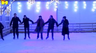 VIDEO. Wintermagie van start