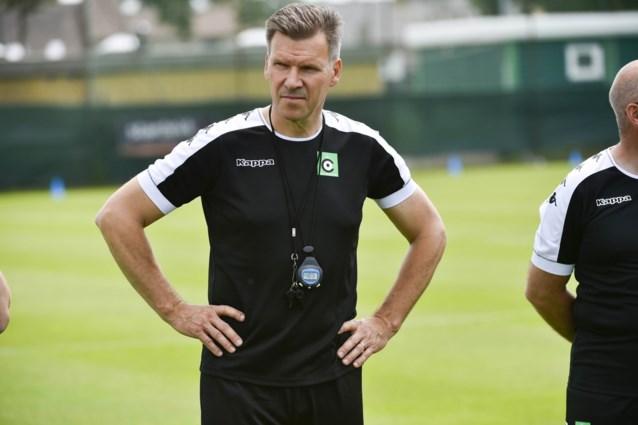 Het volgende slachtoffer van Bernd Storck bij Cercle Brugge: ook Rudi Cossey stapt op