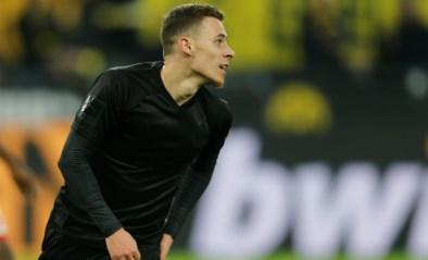 Thorgan Hazard scoort opnieuw en zorgt voor Belgisch record, doelpunt van Benito Raman volstaat niet voor de zege