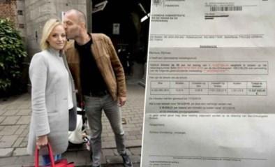 """Vriend van ex-Miss België Alizée Poulicek krijgt factuur van bijna 14 miljoen euro in de bus: """"Mag ik dat in twee keer betalen?"""""""
