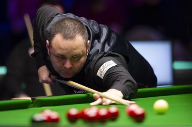 UK Championship snooker - Sublieme Stephen Maguire smeert Mark Allen whitewash aan voor plaats in finale