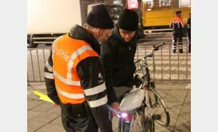 Minder dan 10% van de fietsers rijdt onverlicht rond
