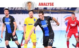 Verdiende winst voor Club Brugge, maar Vanaken staat symbool voor de mindere scherpte