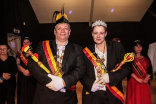 Danny is prins carnaval van België, Wendy is zijn prinses