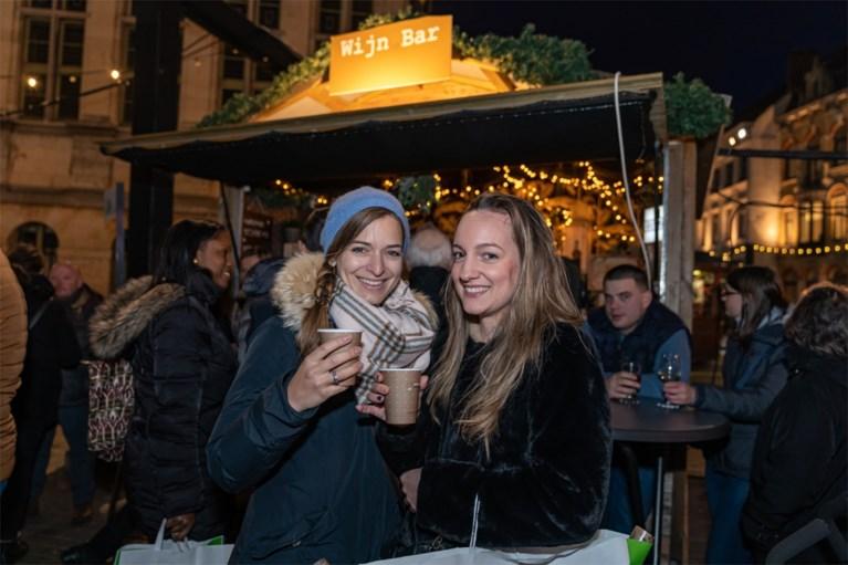 Kerstmarkt: Gentse nieuwkomers enthousiast