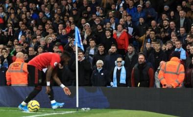 """Manchester City reageert meteen op racistisch incident tijdens derby: """"Levenslang verbannen"""""""