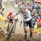 Sanne Cant werd pas zesde in Zonhoven.