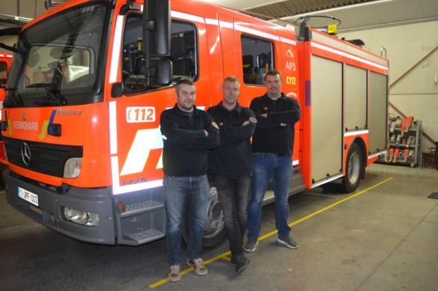 Brandweer organiseert opnieuw kerstmarkt