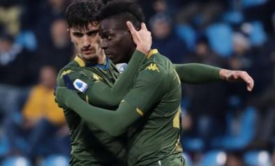 Van de tribune naar het walhalla: Balotelli scoort voor trainer die drie speeldagen lang ontslagen was