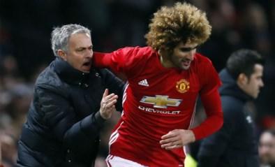 José Mourinho wil Marouane Fellaini naar Tottenham halen