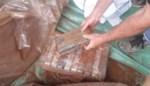 770 kg cocaïne verstopt tussen koffie voor Antwerpen