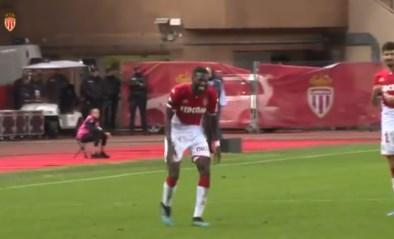 Iets te lang hetzelfde rugnummer: Bakayoko (AS Monaco) vergist zich bij vervanging