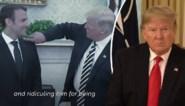 """""""Wereldleiders lachen hem uit"""": campagnevideo neemt Trump zwaar op de korrel"""