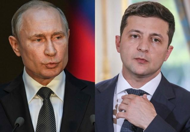 Vuurwerk verwacht: Poetin en Zelenski kijken elkaar maandag voor het eerst in meer dan drie jaar in de ogen