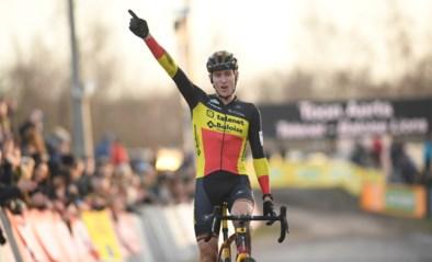 Toon Aerts troeft Laurens Sweeck af in prangend duel in Zonhoven