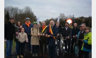 Stukje fietssnelweg klaar, het volgende wordt al aangelegd