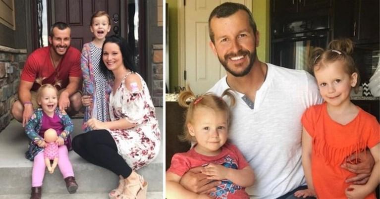Vier woorden ontmaskerden Chris als de moordenaar van zijn vrouw en twee kinderen