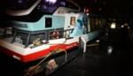 Veertien gewonden na botsing Waterbus