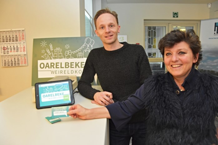 Harelbeke lanceert eigen betaalkaart