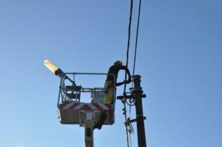 Tweede 'verleddingsronde' openbare verlichting in Oosterzele