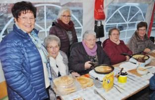 Inwoners van Hoeleden laten hun warm hart zien voor het goede doel